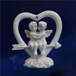 ÁNGELES FIGURA EN AMOR flecha de Cupido 2
