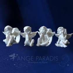 4 Toallero decorativo con ángeles
