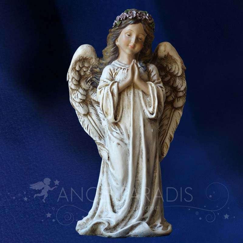 Estatua ángel 28cm Perpetua