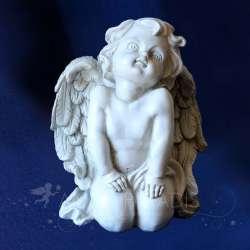 Estatua ángel Guía