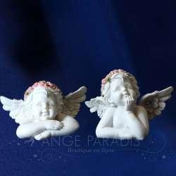 Bustos ángel por Mesa