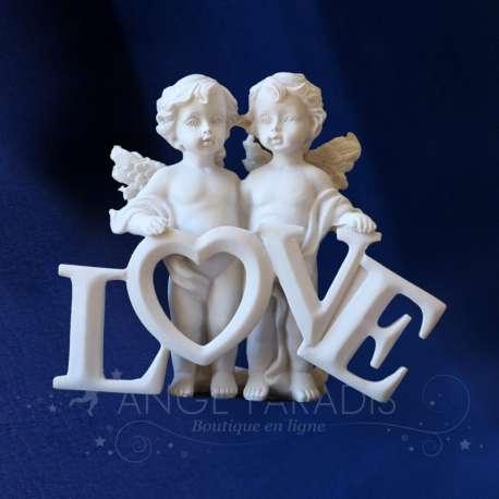 Figurita Angel Amor y Amor