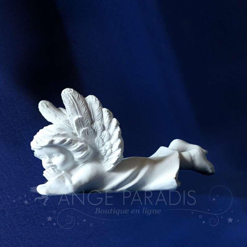 Figura de ángel Capa