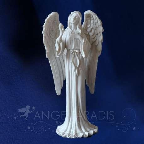 Estatuilla arcángel Grandes Alas