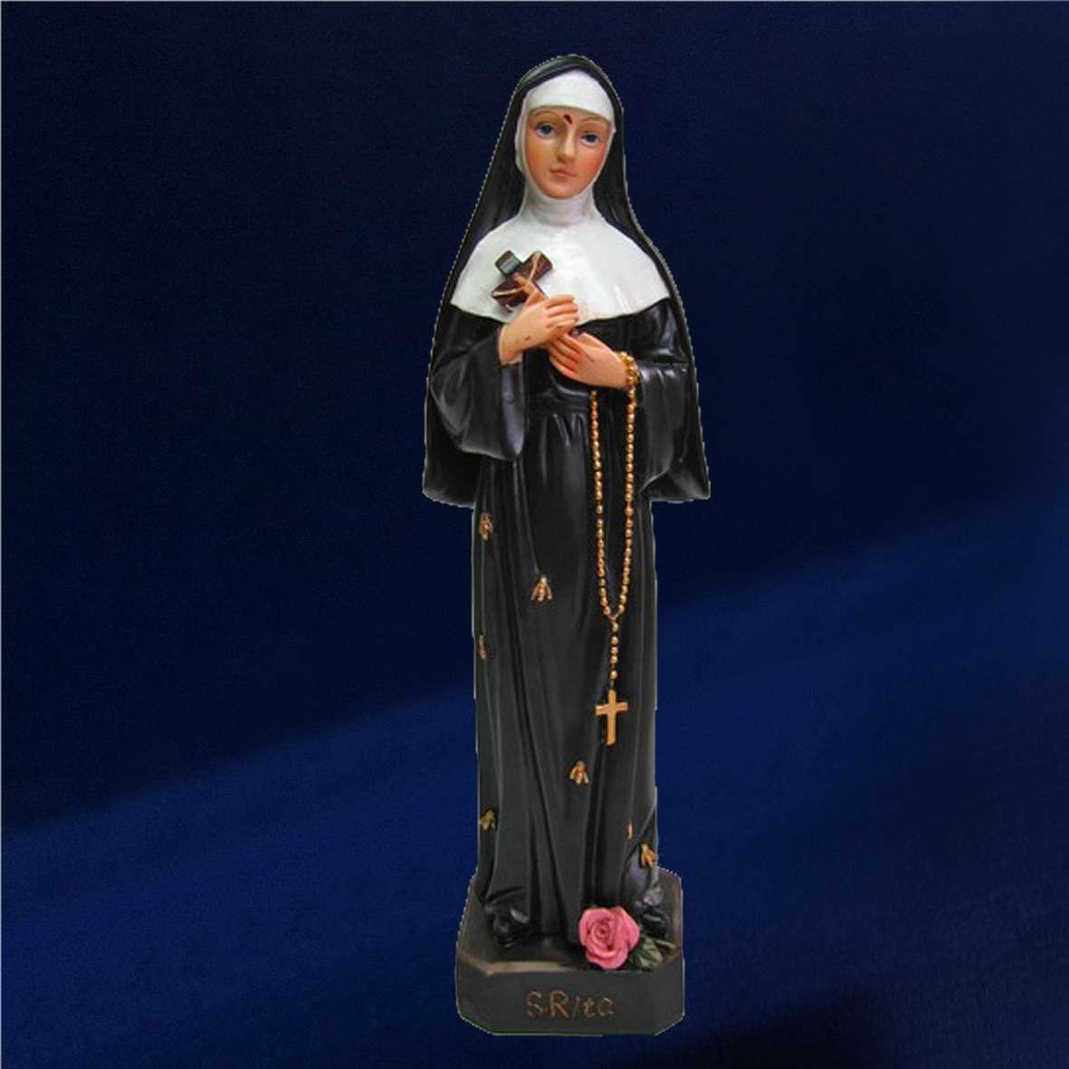 Figurina Santa Rita 30cm