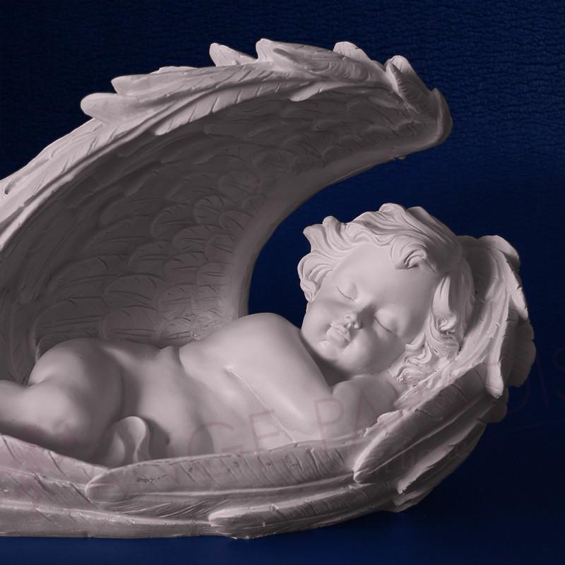 escultura de angeles